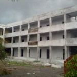 Higher secondary building